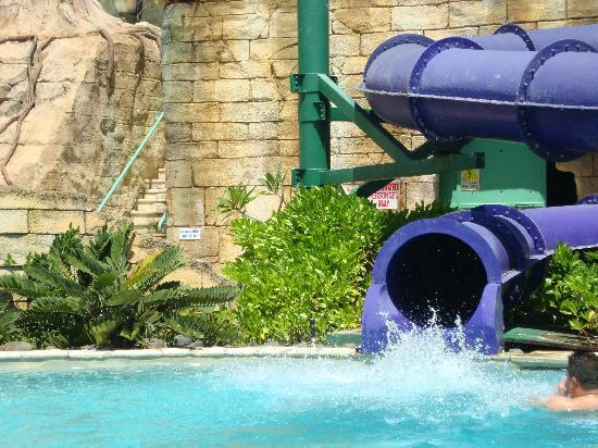 Mayaguez Resort & Casino: La chorrera