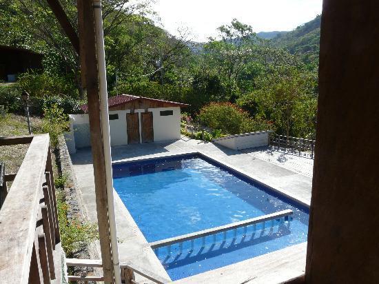 Pueblo Antiguo Lodge & Spa: The large pool