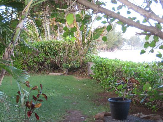 Paia, HI: Inn's access to the beach (short walk - 2 minutes)