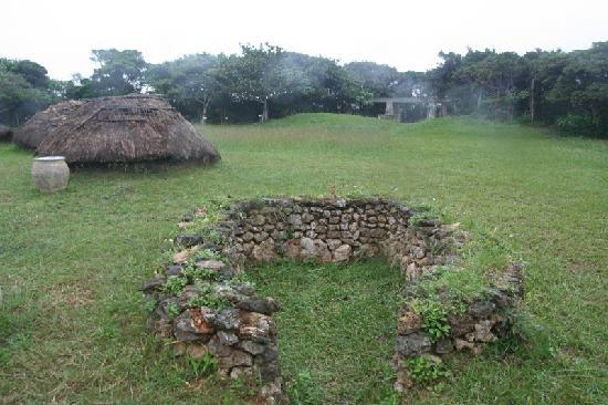 Nakabaru Site: 遺跡