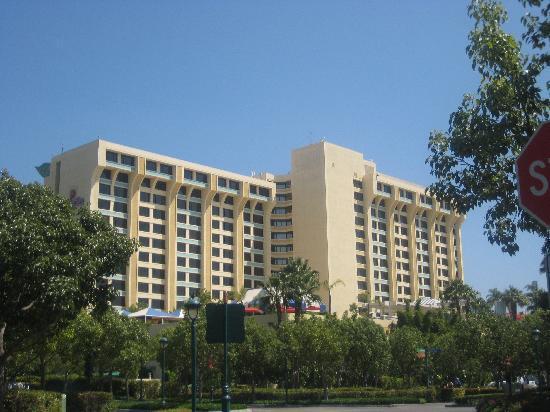 Disney's Paradise Pier Hotel: Paradise Pier Hotel Anaheim Californai