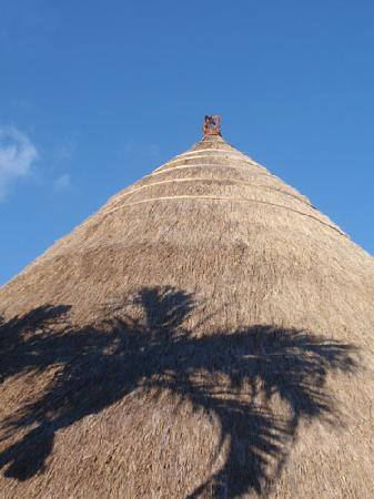The Villas Bali Hotel & Spa: thatched roof