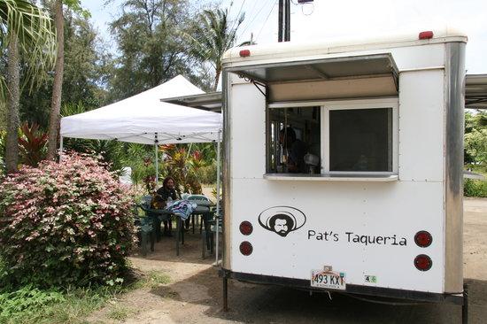 Pat's Taqueria : IN TACOS WE TRUST