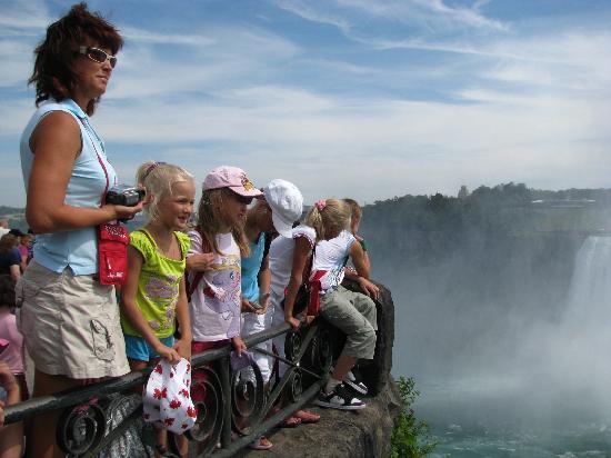 Toronto, Canada : Niagara Falls