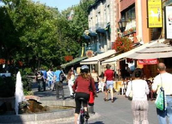 Le Gite: Rue Prince-Arthur