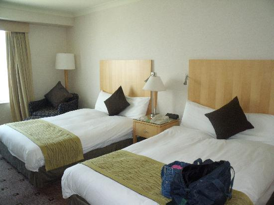 Swissotel Sydney : The Bedroom