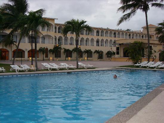 Ciudad Madero, Meksyk: la piscina