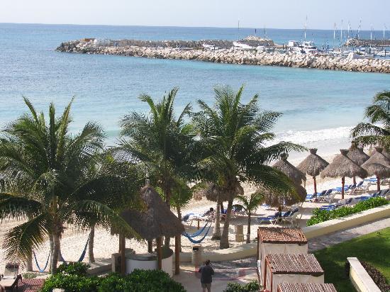 Hotel Marina El Cid Spa & Beach Resort: From our hotel room