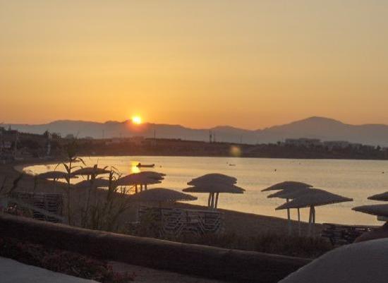 Golden Beach, Yunani: the beach