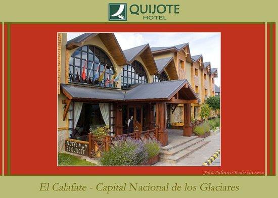 Quijote Hotel: Fachada del Hotel