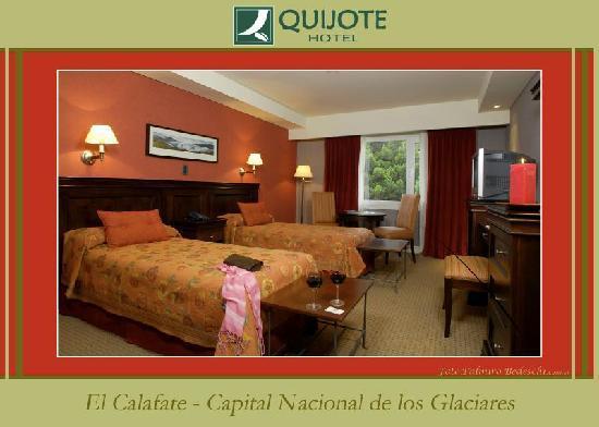Quijote Hotel: Habitación