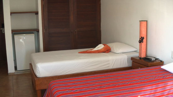International House Riviera Maya : The rooms at the residence