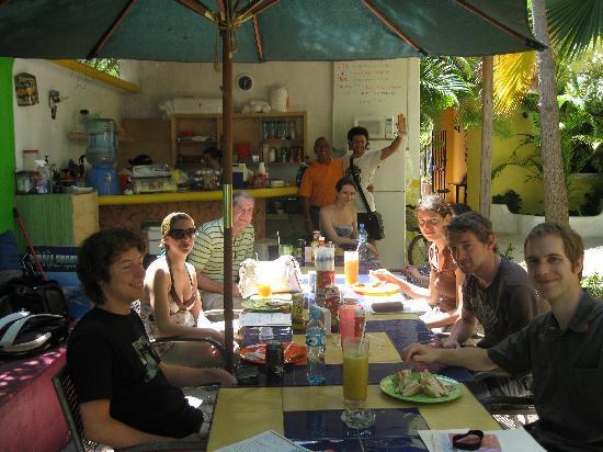 International House Riviera Maya : The students in IH Riviera Maya