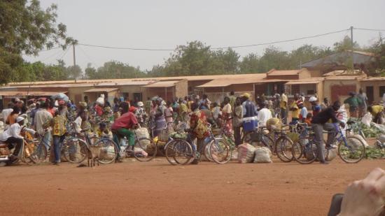 Ouagadougou, Burkina Faso: Le Grand Marché