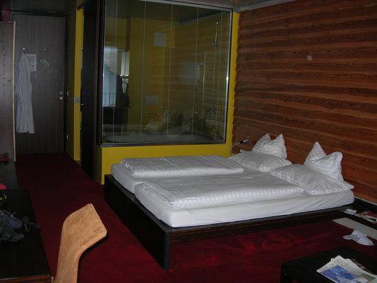 Hotel Lux Alpinae: la foto es peor de lo que es