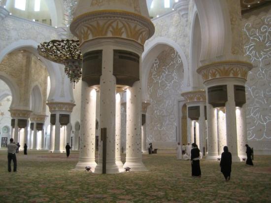 Bilde fra Abu Dhabi