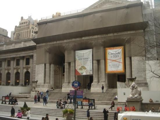 New York Public Library: NYC Public Lib (Day After Tomorrow)