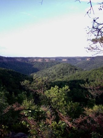 Red River Gorge, Slade, KY, United States