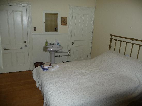 Chez Hubert, B&B: La chambre