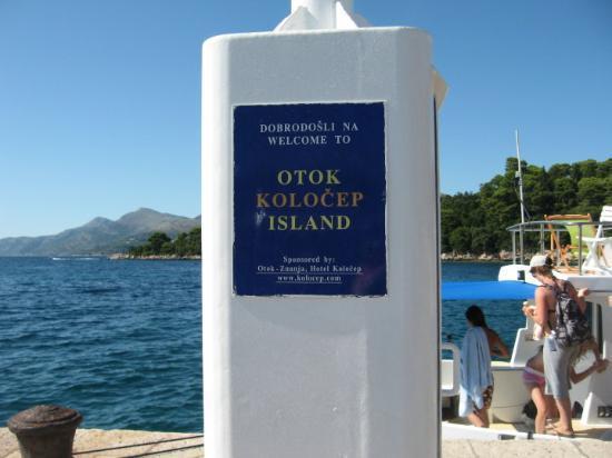 Kolocep Island - ADRIATIC SEA