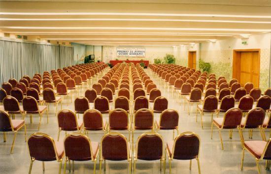 Belgirate, Italie : Una delle numerose sale riunioni