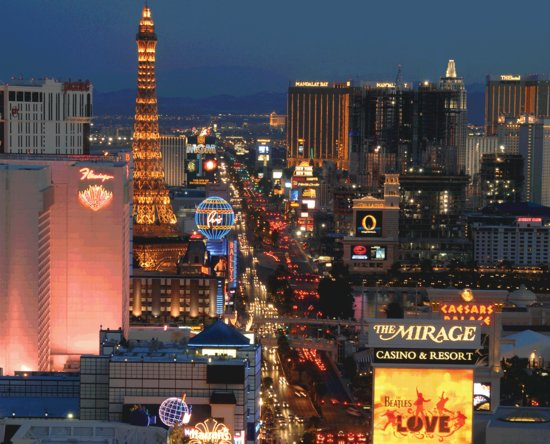 لاس فيجاس, نيفادا: Visit Las Vegas