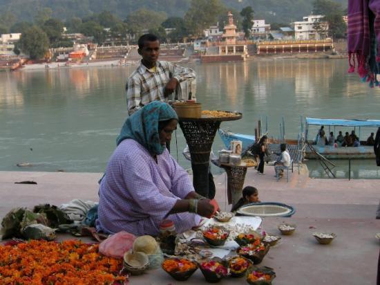 Rishikesh, India: Ganges River