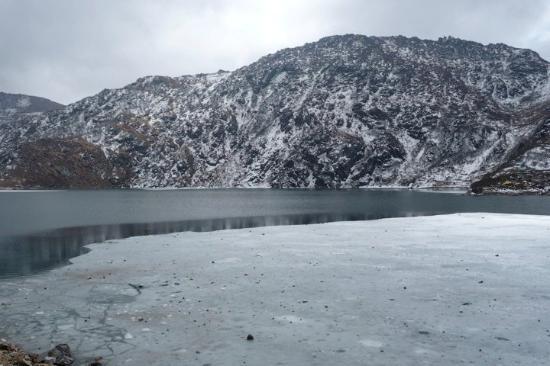 Gangtok, India: Tsomgo Lake, Sikkim, Indien