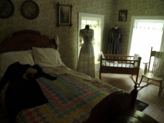 Egg Harbor WI Master Bedroom In The Haunted House