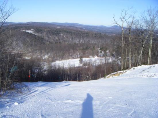 Catamount Ski Area: Catamount Mountain on the Massachussetts and New York State lines.