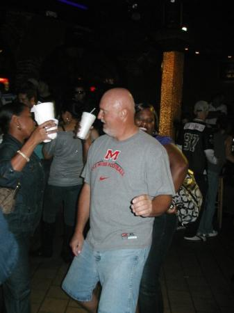 New Orleans, LA: ?Check out the big black woman straddlen him!  LMAO