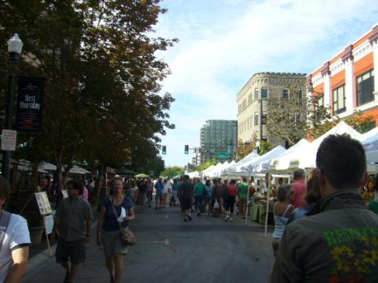 Boise (ID) United States  City pictures : Boise, ID, United States / Capital city market every summer saturday