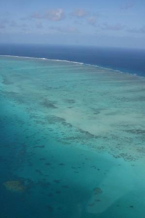 Тринити-Бич, Австралия: The longest unbroken stretch of the reef in the GBR