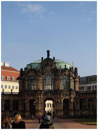 Zwinger: Drezden