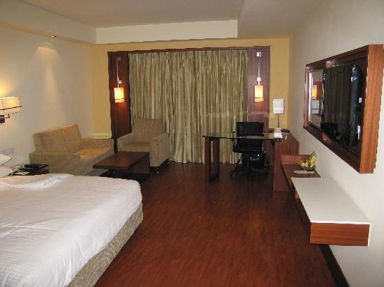 Park Inn Gurgaon: Bedroom