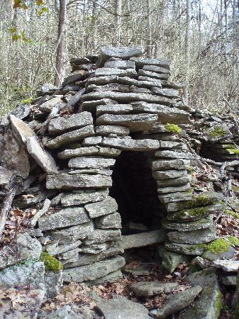Raven Run Nature Sanctuary: Kiln