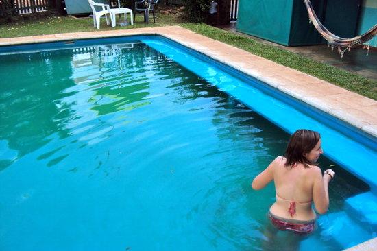 Hostel Iquazu Falls : La piscina