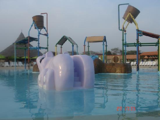 Región Nororiental, Venezuela: piscina infantil