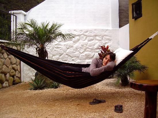 Magic Stone: hammocks!