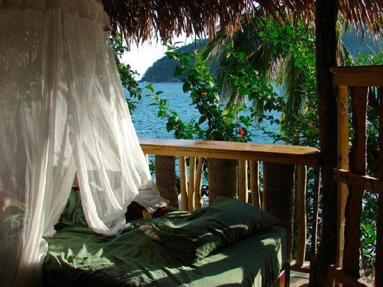 El Jardin Eco Retreat: I want to sleep here all year round!