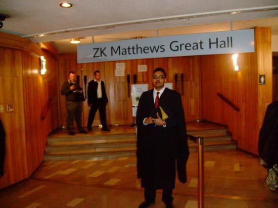 Претория, Южная Африка: University of South Africa - Pretoria