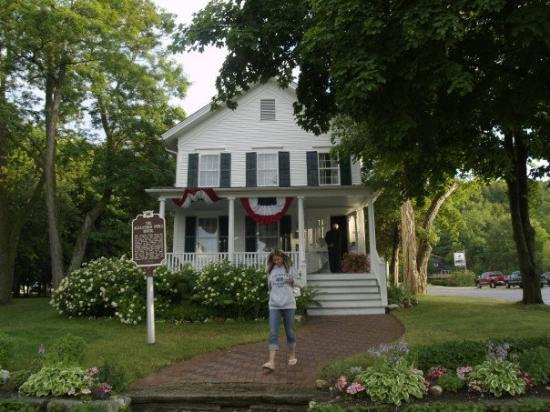 Egg Harbor, WI: this is the house from the outside