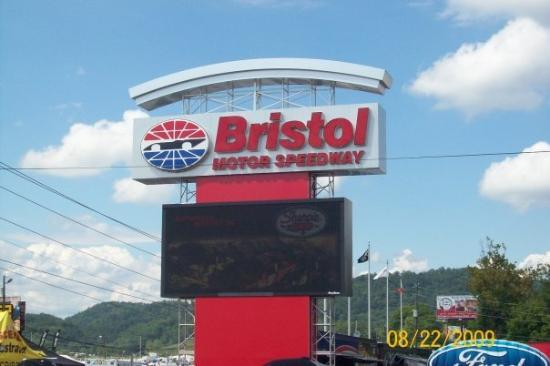 Ready For Some Racing Picture Of Bristol Motor Speedway
