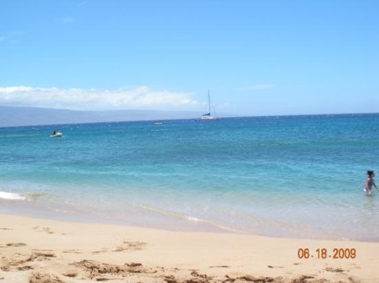 Ka'anapali Beach Photo