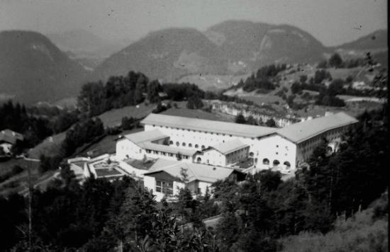 Berchtesgaden, Allemagne : general walker hotel, Berchstesgarten