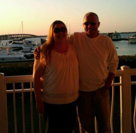 Me and Dad Punta Gorda