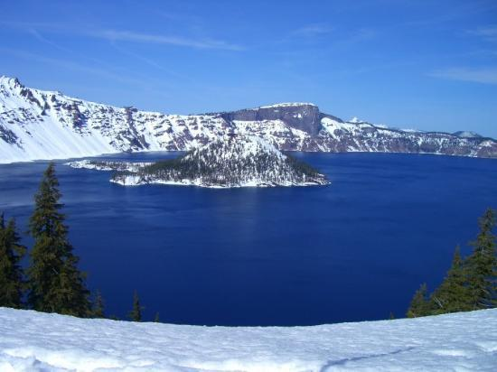 Crater Lake Bild