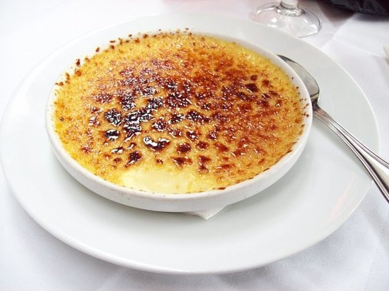 Chez Ribe: The BEST creme brule ever!!