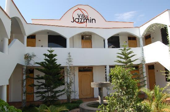Hotel Villa Jazmin: Das Hotel