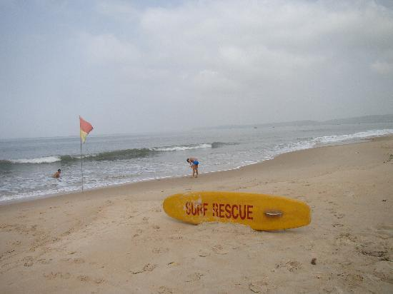 Heritage Village Resort & Spa Goa: Arossim Beach